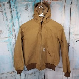 Carhartt Duck Jacket Size Medium